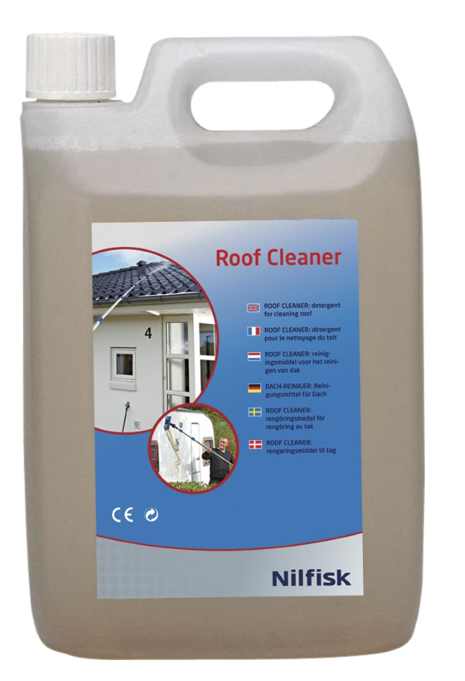 ROOF cleaner 4