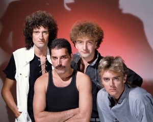 Queen Studio Collection Band Press Image lowres