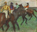 Degas, Racehorses, 1895 99, National Gallery of Canada