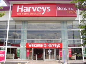 Front of store Aylesford