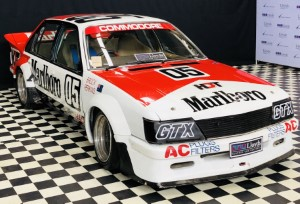 Peter Brock race car auction