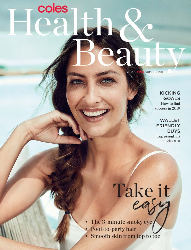 Coles launches free health and beauty magazine