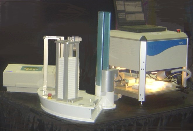 Small ELISA workcell