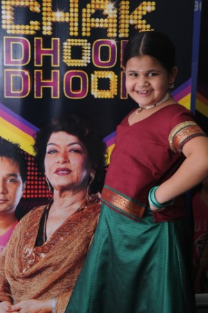 Saloni to co host Chak Dhom Dhoom