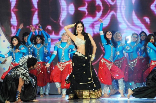 Katrina Kaif perfoming at IPL Awards Reduced