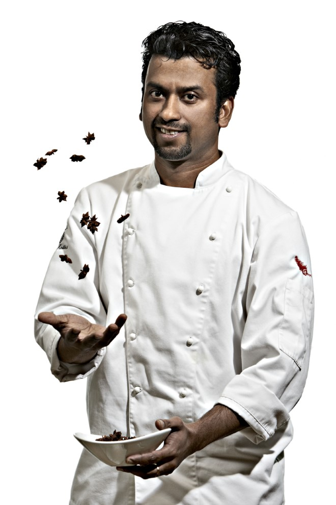 Chef Promod from Mint & Mustard