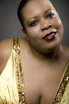 Gospel Songstress Sherrie Keys