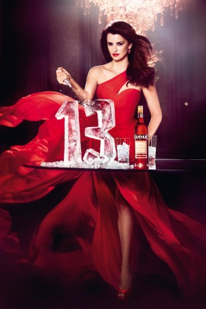 00 Campari Calendar 2013 Kiss Superstition Goodbye INTRO