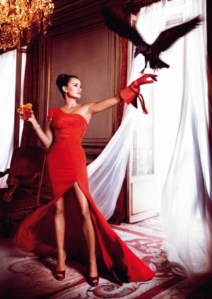 07 Campari Calendar 2013 Kiss Superstition Goodbye JULY