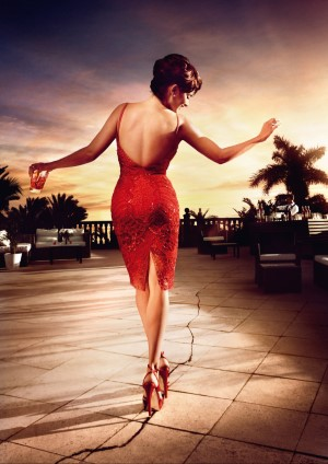 09 Campari Calendar 2013 Kiss Superstition Goodbye SEPTEMBER