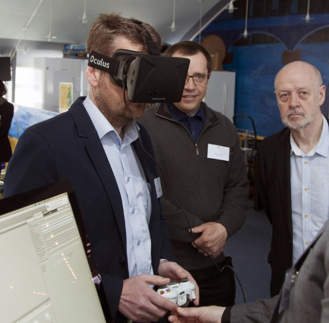 Boligselskab tester byggeriets virtual reality brille