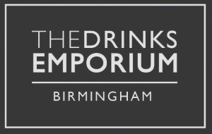 The Drinks Emporium Logo Grey