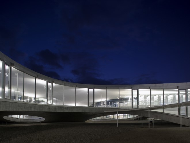 Rolex Learning Center 1