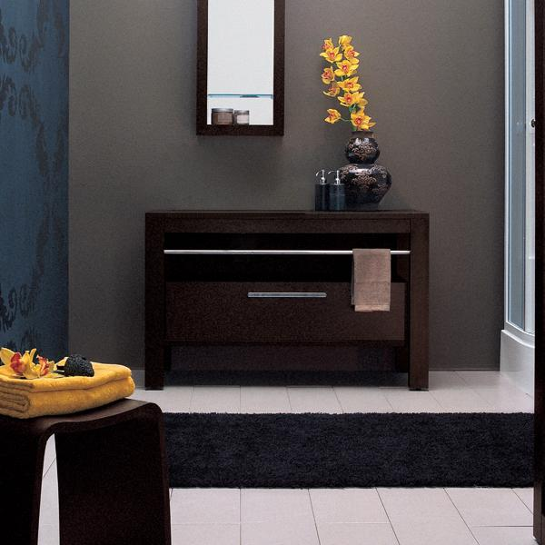 Adatto Casa 1200 vanity table and drawer