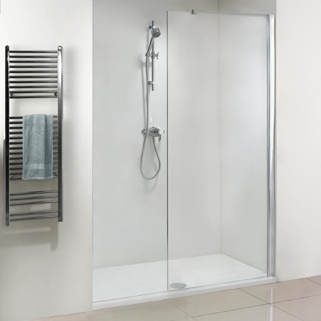 Milano Walk In Shower Cubicle