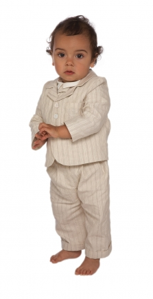 Little Darlings Boys Suit