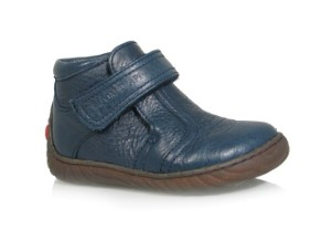 WOODY BOOTS NATURALE NAVY