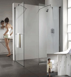 Walk In Shower Panels