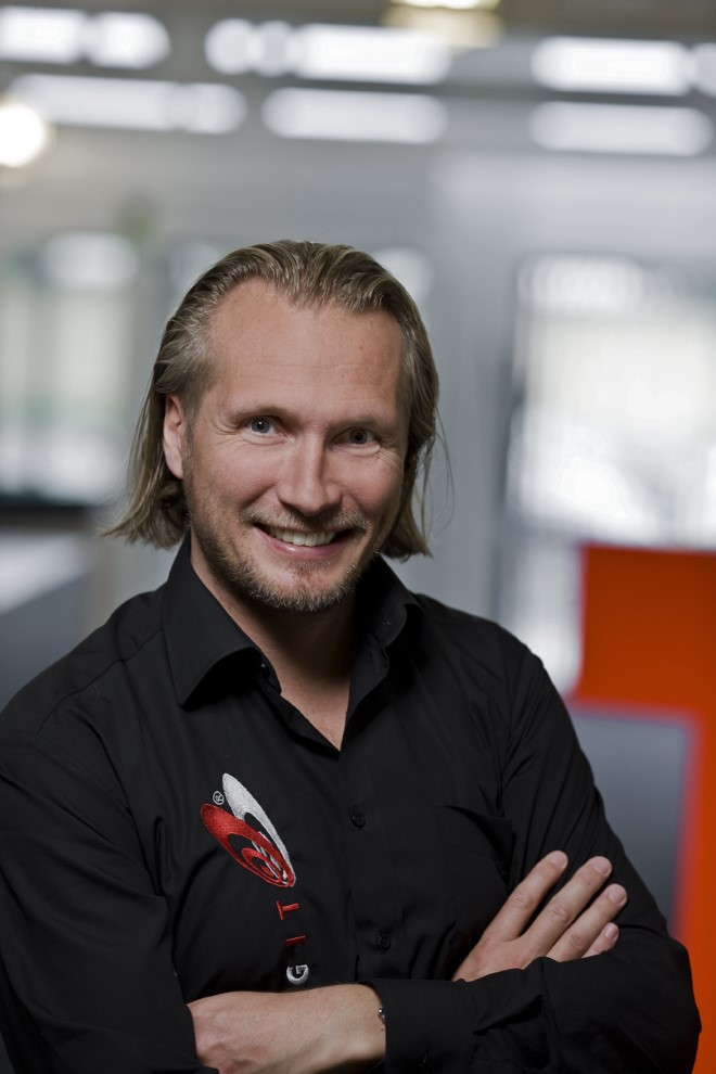 Morten Middelfart CTO TARGIT Business Intelligence