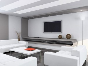 Ultra cool modern interior
