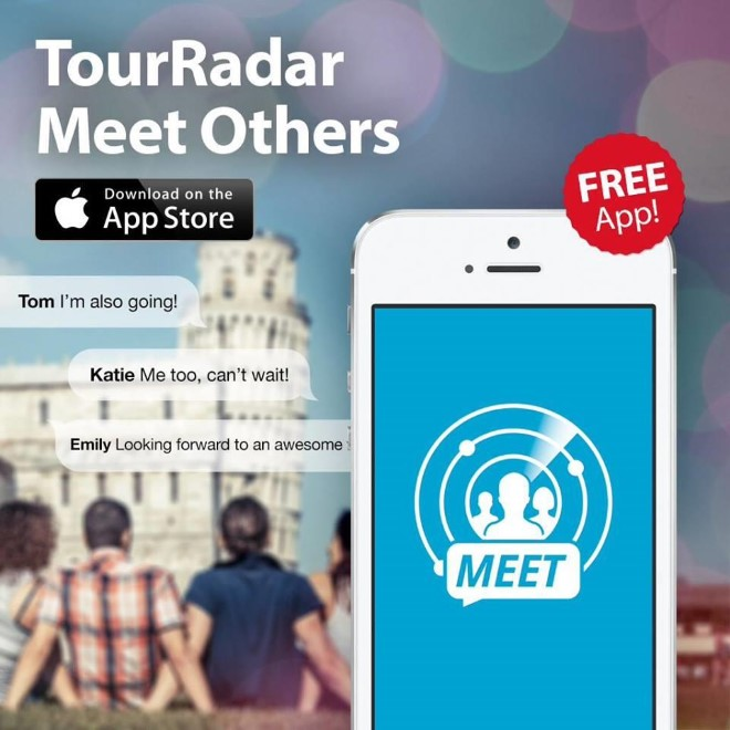 Meet others tour radar