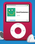 Customer ipod