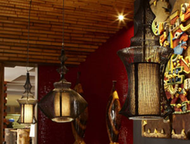 Over table Opium and Tibet suspensions