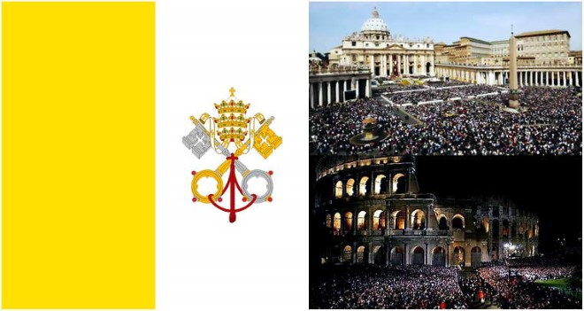 Ibooknow hotel deals in rome holy see easter week
