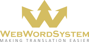 WWS logo stacked centered with strapline