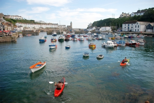 Self catering holiday company porthleven cornwall