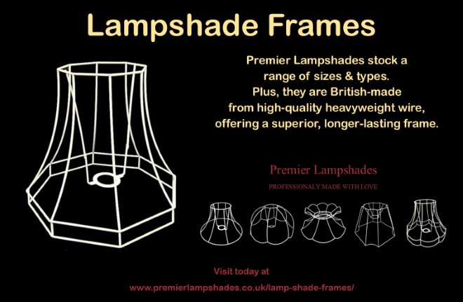 Premier lampshades stock high quality british lampshade frames keyboard keysfo Gallery