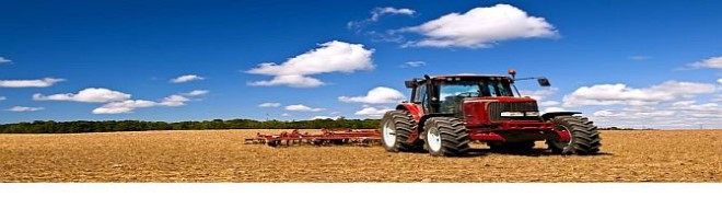 3. Agricultural Machinery