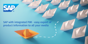 SAP w. integrated PIM Leadership Concept With Paper Boats 800p