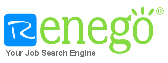 Renego Logo with slogan
