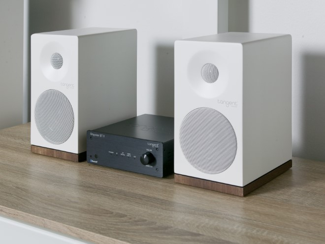 Tangent Ampster BTII X4 System White