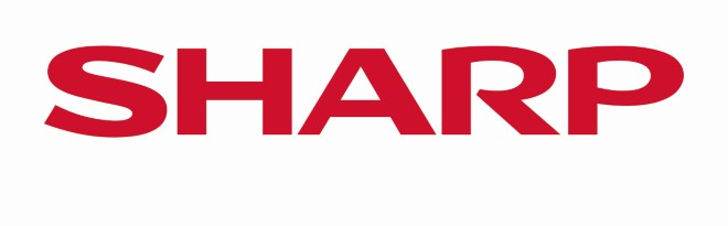 Sharp logo high res