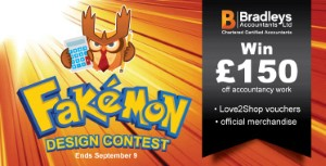 Bradleys pokemon contest