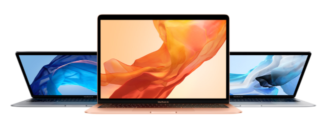 Macbook Air - pressemeddelelse