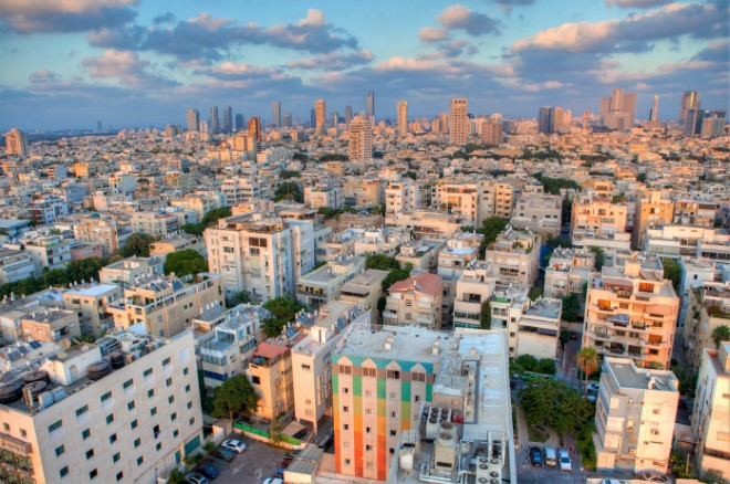 Tel Aviv overview Photo Dana Friedlander