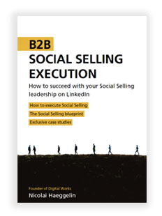 Social Selling Book Cover