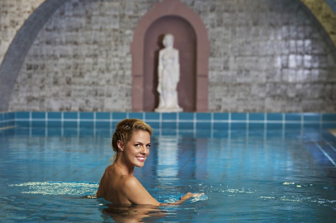 Dolenjske toplice thermal spa