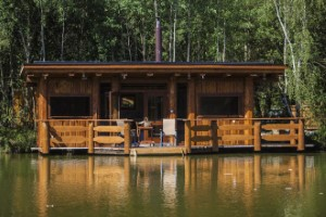5. Wellness fishing cottage