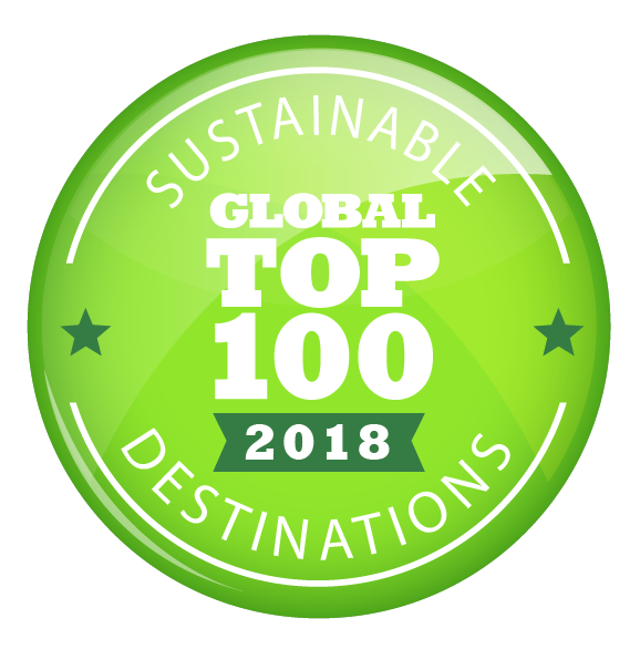 Cogne awarded top 100 Green Destinations 2018