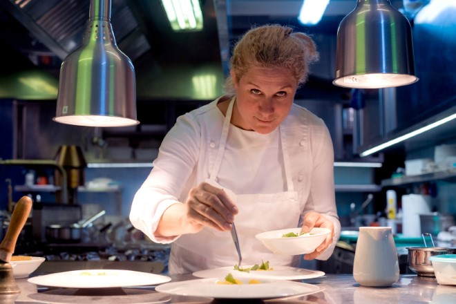 1. Culinary specialities from chef Ana Ros