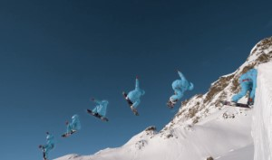 2.Snowboarding in Aosta Valley credit to cervinia.it
