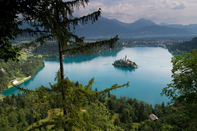 Bled Lake by Slovenian Tourist Board