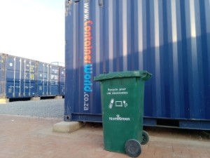Container World NamiGreen