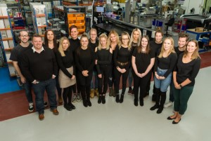 Customer Services, Technical, Design, Web and Print Specialists at the Ipswich facility