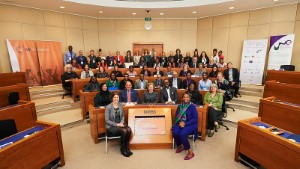 Participants at the Women's Economic Empowerment: A