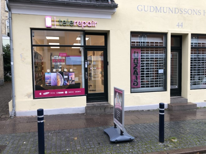 Iphone reparation lyngby